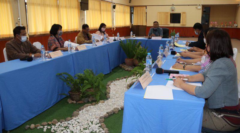 ประชุมคณะกรรมการสถานศึกษาขั้นพื้นฐาน ครั้งที่1/2563