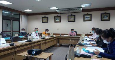 คณะกรรมการส่งเสริมการจัดสวัสดิการสังคมจังหวัดสุพรรณบุรี